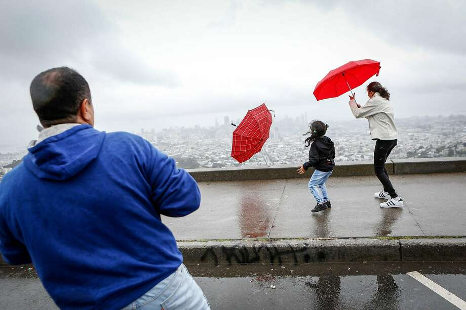 Third storm to soak San Francisco, could push May rainfall to 300 percent more than average