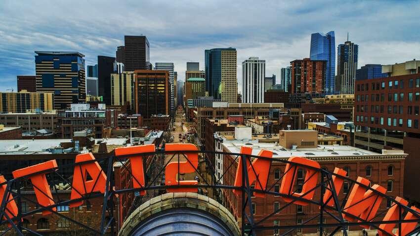 Southwest flights to Denver, the Mile High City, start at $109.