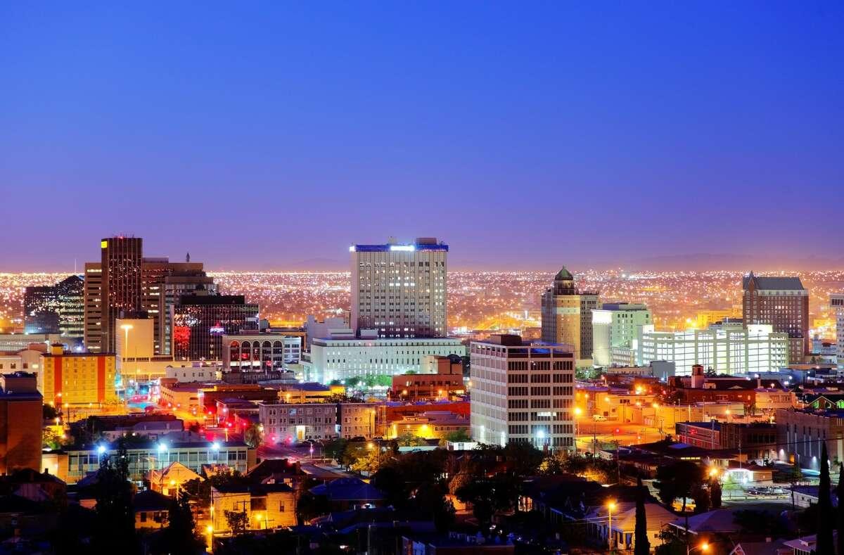 20.El Paso, Texas