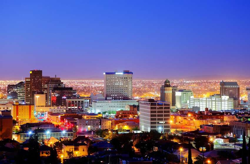 8. El Paso The U.S. News and World Report ranking was based on cost of living and real estate values.