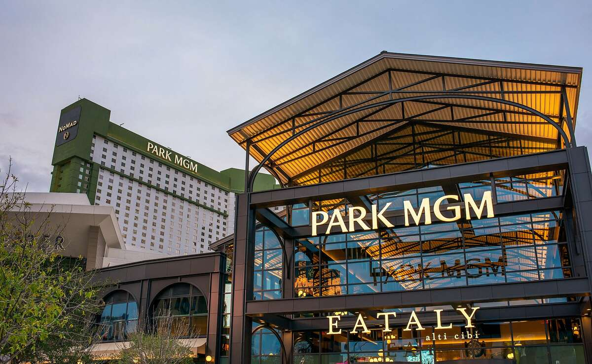 Eataly Las Vegas, the 40,000-square-foot culinary destination at Park MGM isn't truly the epitome of