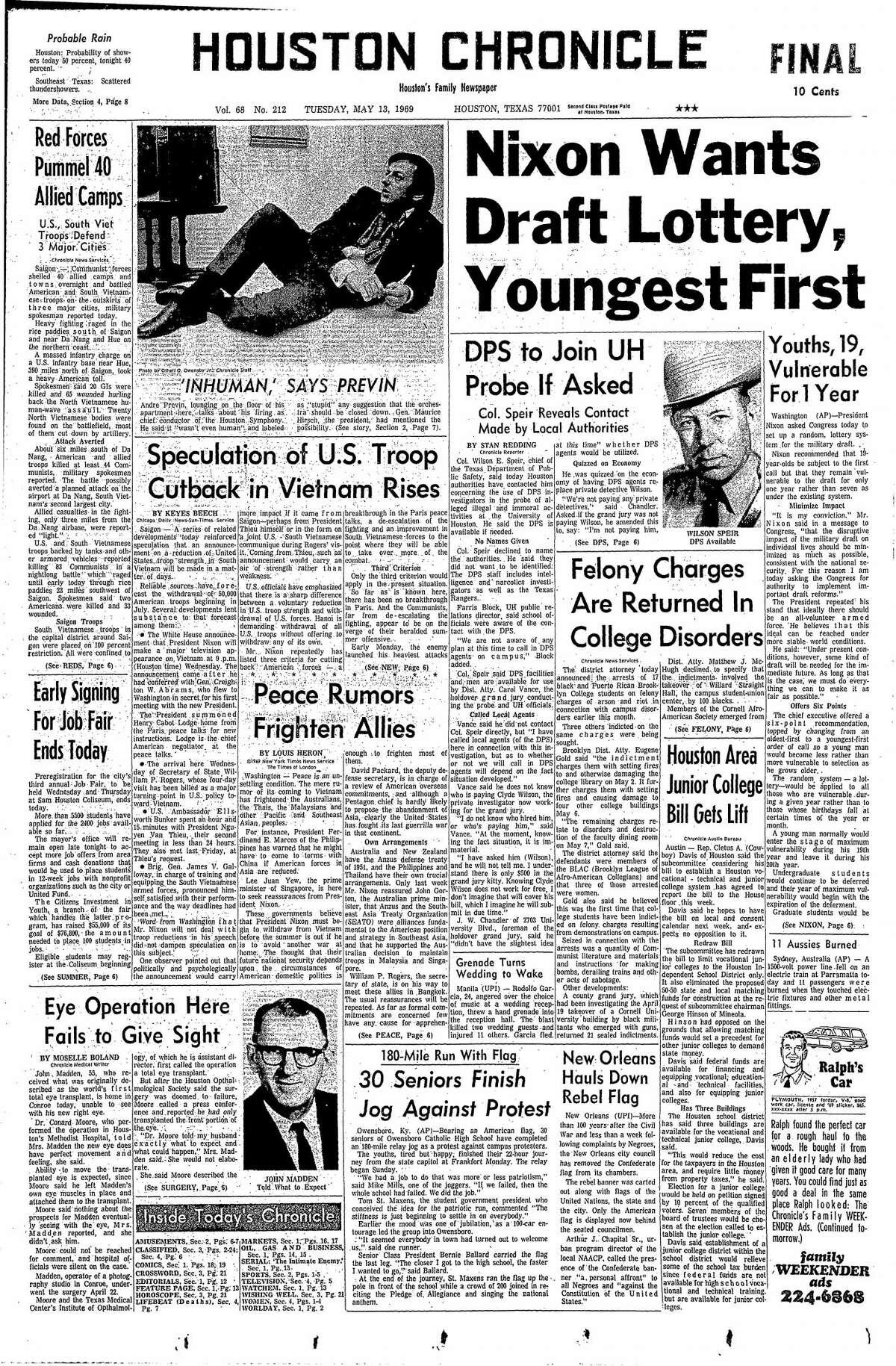 May 13, 1969