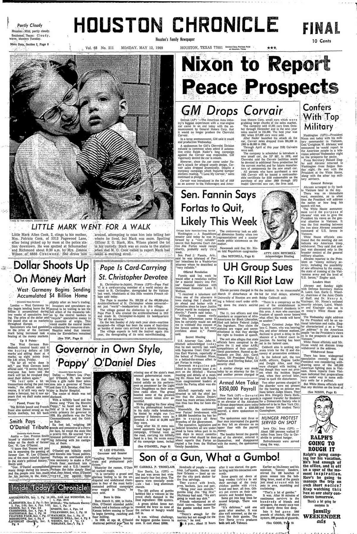 May 12, 1969