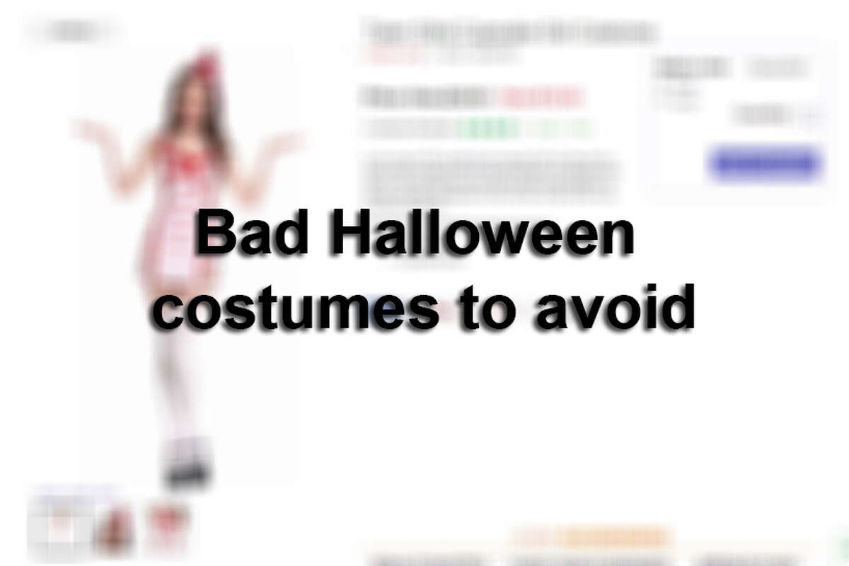 >> From uncomfortable costumes for babies, to culturally offensive and overly-sexualized here are a few bad costumes to avoid.