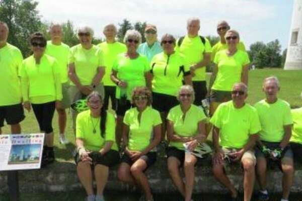 This group photo was taken last year at Tawas Lighthouse. (Submitted Photo)