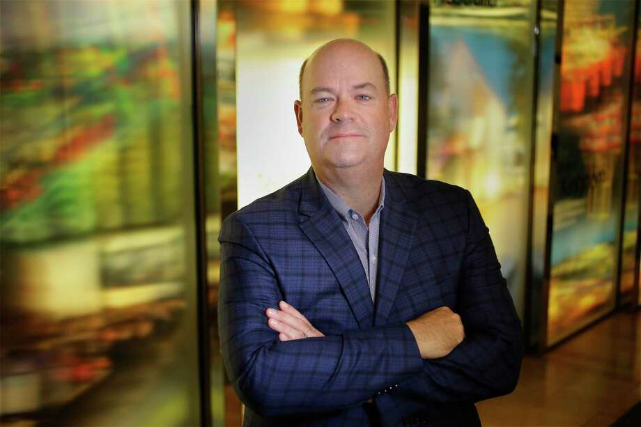 Ryan Lance, ConocoPhillips CEO. The chief executives of the nation's biggest oil companies are all white. Only one is a woman. Photo: Melissa Phillip, Houston Chronicle / Staff Photographer / © 2018 Houston Chronicle