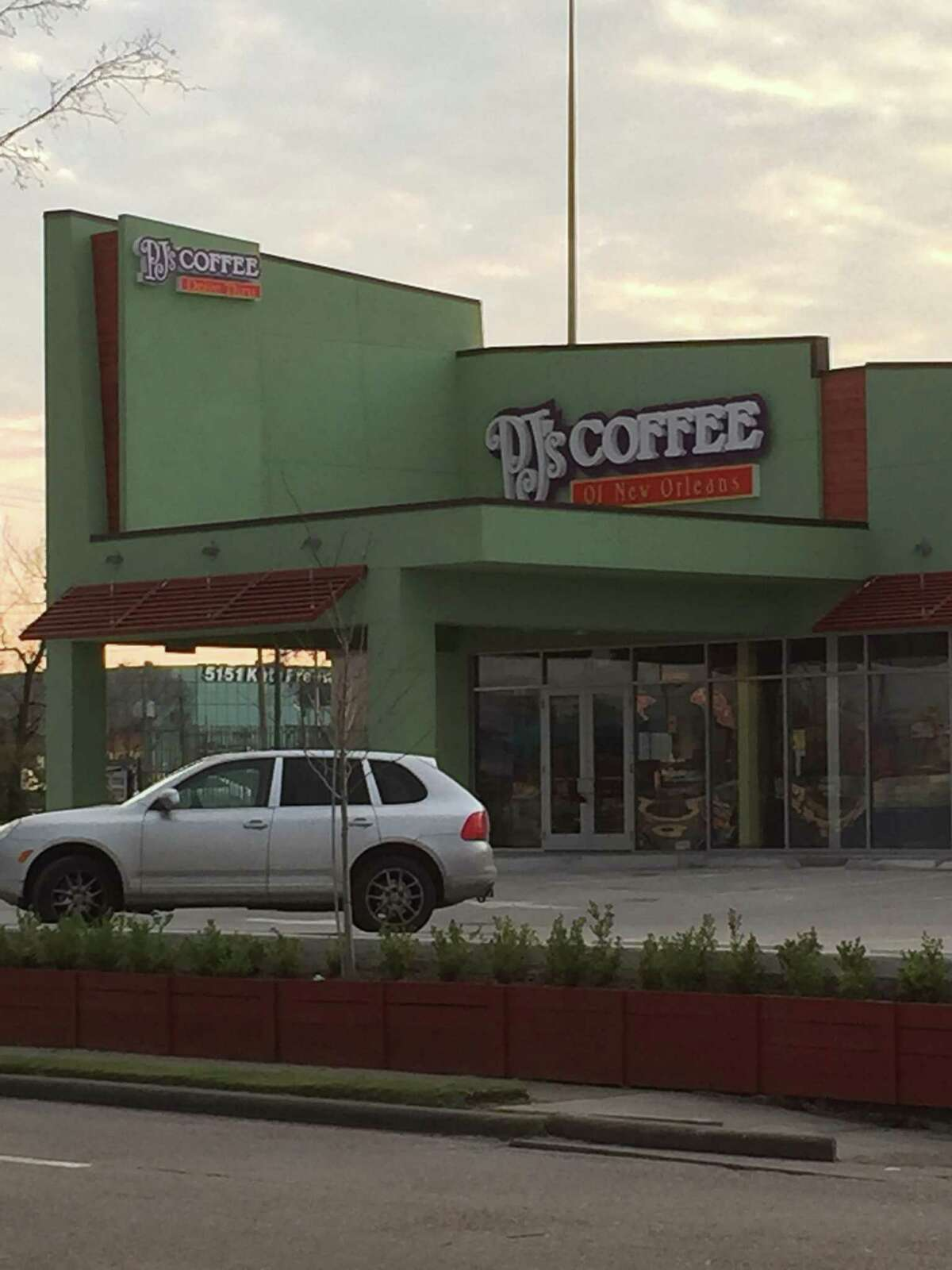 PJ's Coffee of New Orleans plans to open 180 new shops in Texas over the next 10 years.