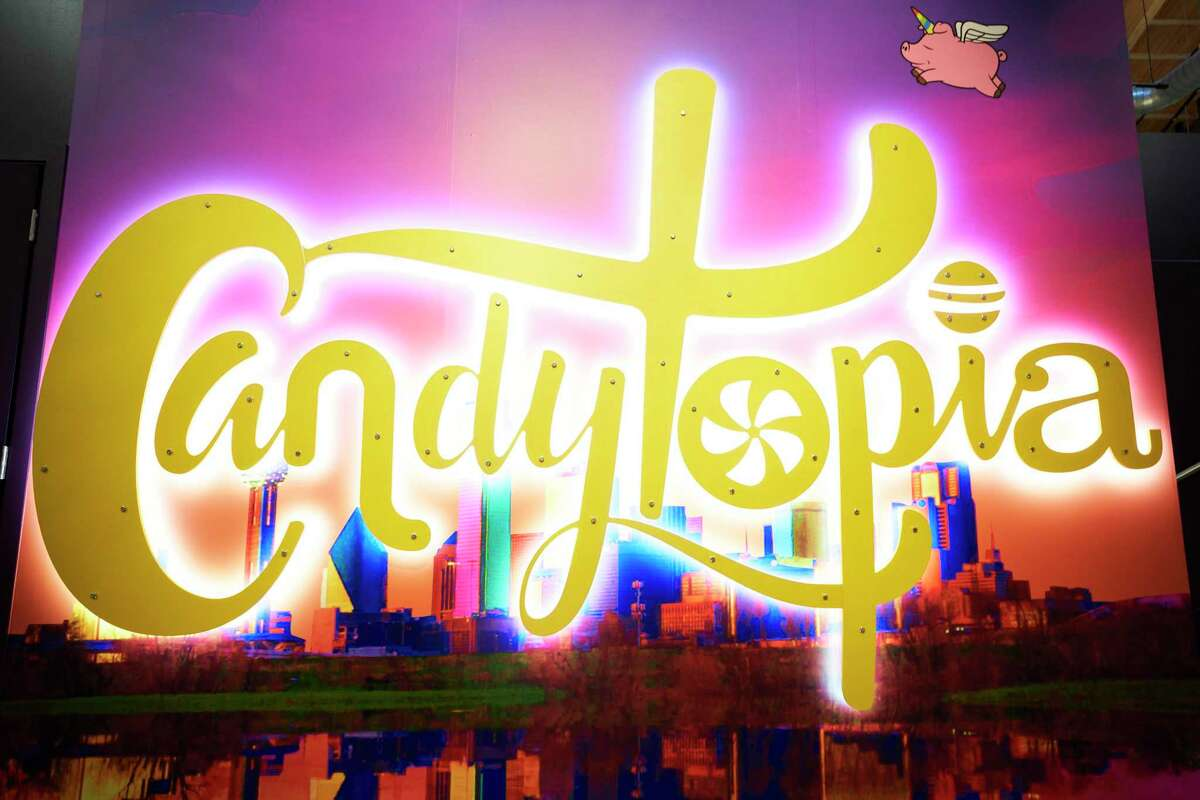 Candytopia, a confectionery installation that consists of more than a dozen rooms with interactive art installations, is coming back to Houston. The mini-theme park launched in California in 2018.