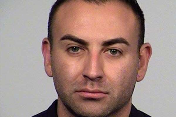 Ofc. Kenneth Moreno faces a stalking charge.