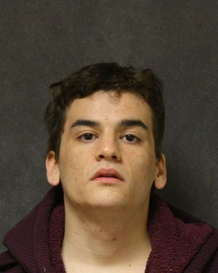 Giuseppe Briguglio, 19, of Falcon Park Drive, Katy, Texas, was arrested Jan. 11 as an alleged fugitive from justice >>Murder charges filed around the Houston area in 2019 Photo: By Register Staff