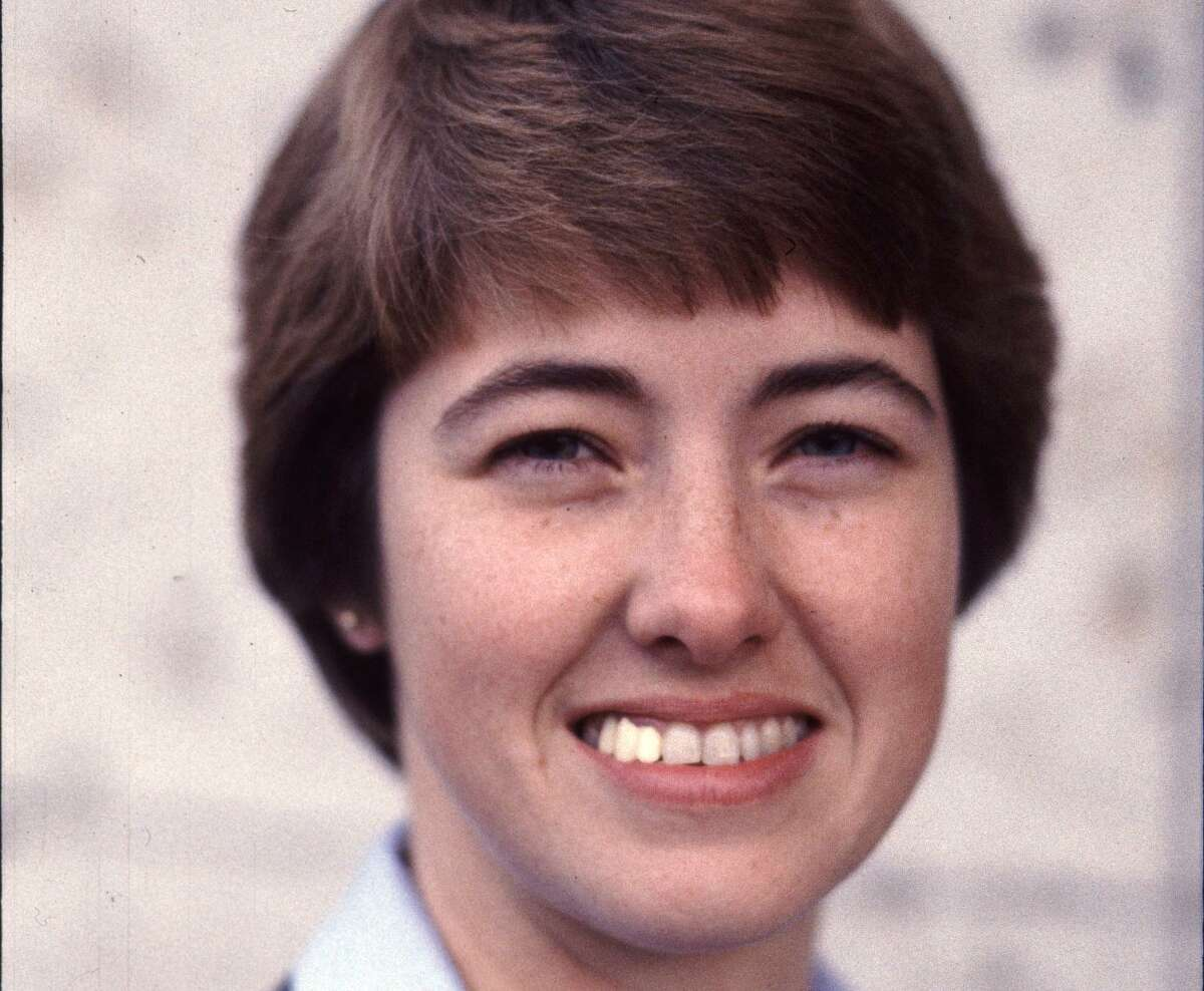 Annise Parker in 1986.