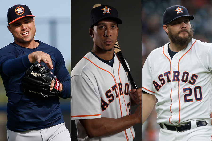 Offseason additions already paying dividends for Astros