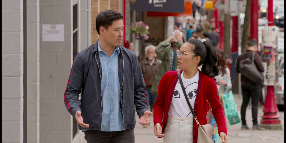 "Ali Wong and Randall Park star in Netflix's SF-set romantic comedy ""Always Be My Maybe."" Photo: Courtesy Of Netflix / (c) 2019 Netflix"