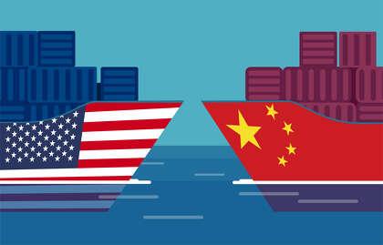 China trader war and forex