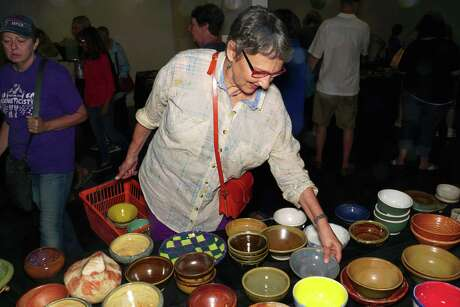 This Saturday, the 15th Annual Empty Bowls Houston event will raise funds for the Houston Food Bank through $25 donations that get attendees a hand-crafted bowl and a soup lunch.