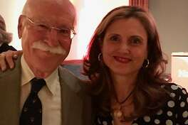 Tobias Wolff and Carol Edgarian at Narrative 15th anniversary celebration