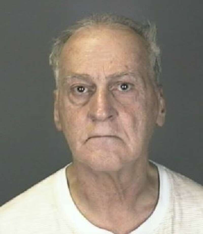 Paul Harris,  67 of Albany, was sentenced 50 years to life in prison for four felony burglary charges, the District Attorney's office said. Photo: Albany County District Attorney