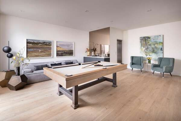 A 6,500-square-foot new-construction home at 2833 Vallejo St. in San Francisco's Pacific Heights neighborhood is listed for $19.9 million.