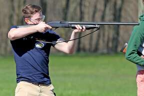 Scenes from the latest Bad Axe trapshooting event.