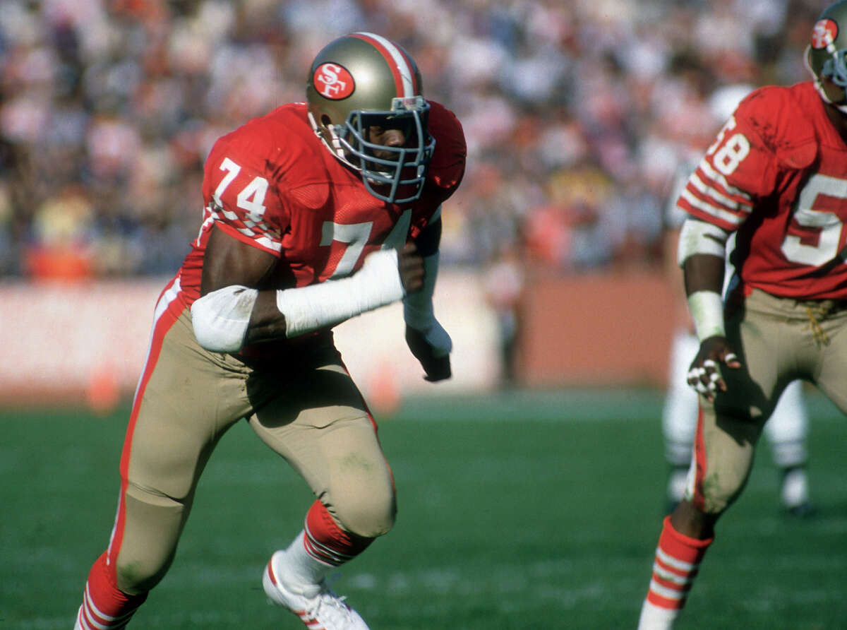19. Defensive end Fred Dean Trade: Chargers to 49ers (1981)