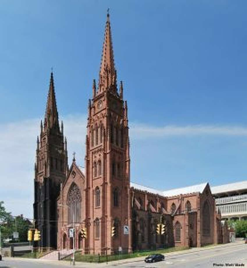 Cathedral of the Immaculate Conception in Albany is taking part in the Sacred Sites Open House. Photo: Submitted By The New York Landmarks Conservancy