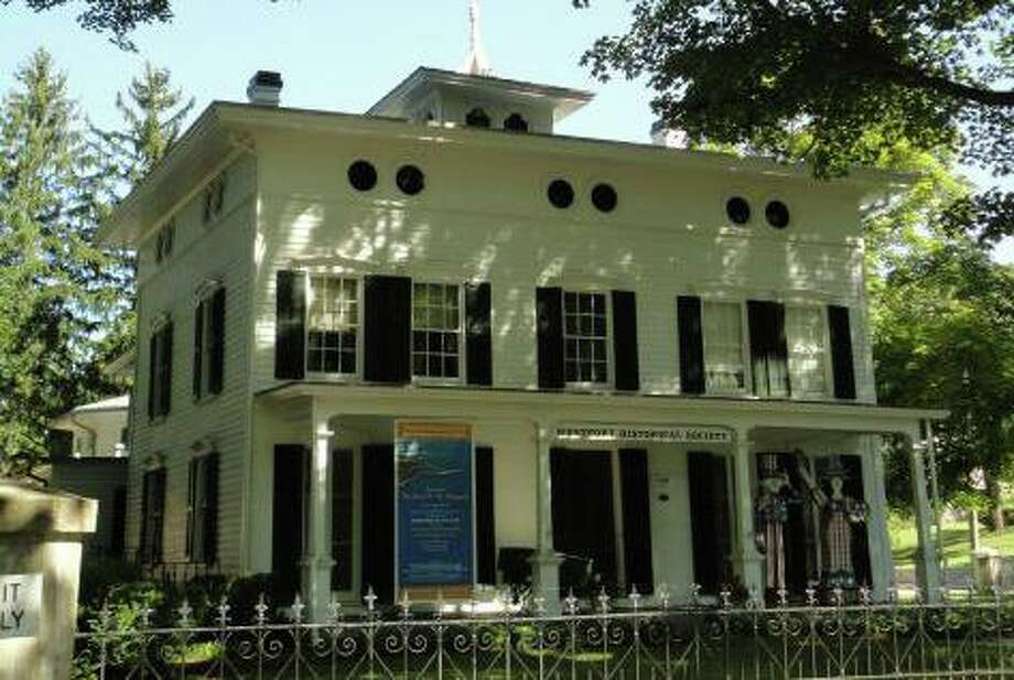 The Westport Historical Society is headquartered in the Bradley-Wheeler House on Avery Place. Photo: File Photo / File Photo / Westport News