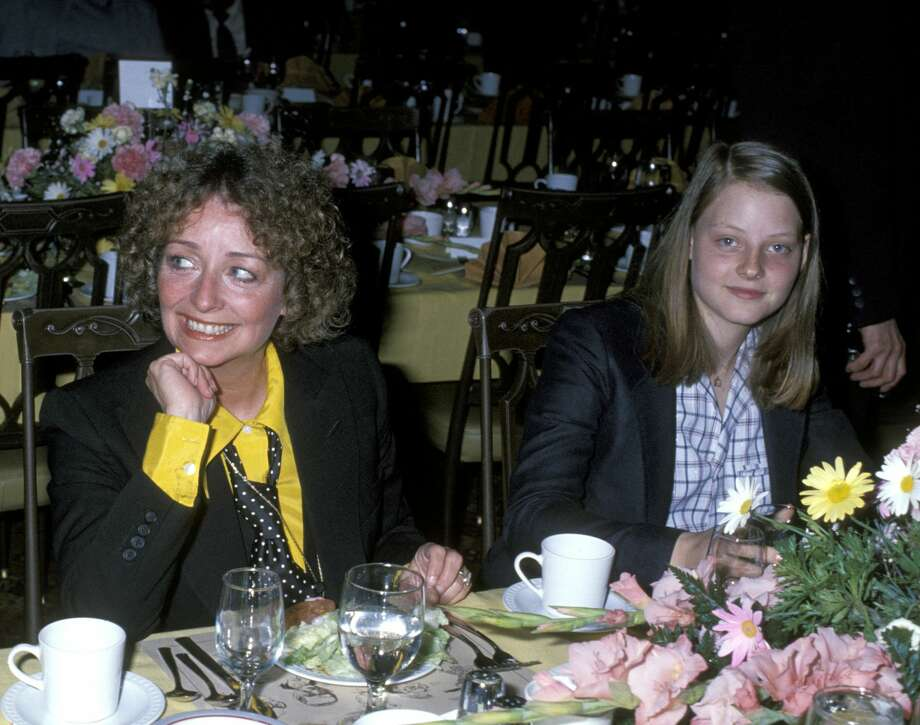 Evelyn Foster and Jodie Foster (Photo by Ron Galella/WireImage) Photo: Ron Galella/WireImage