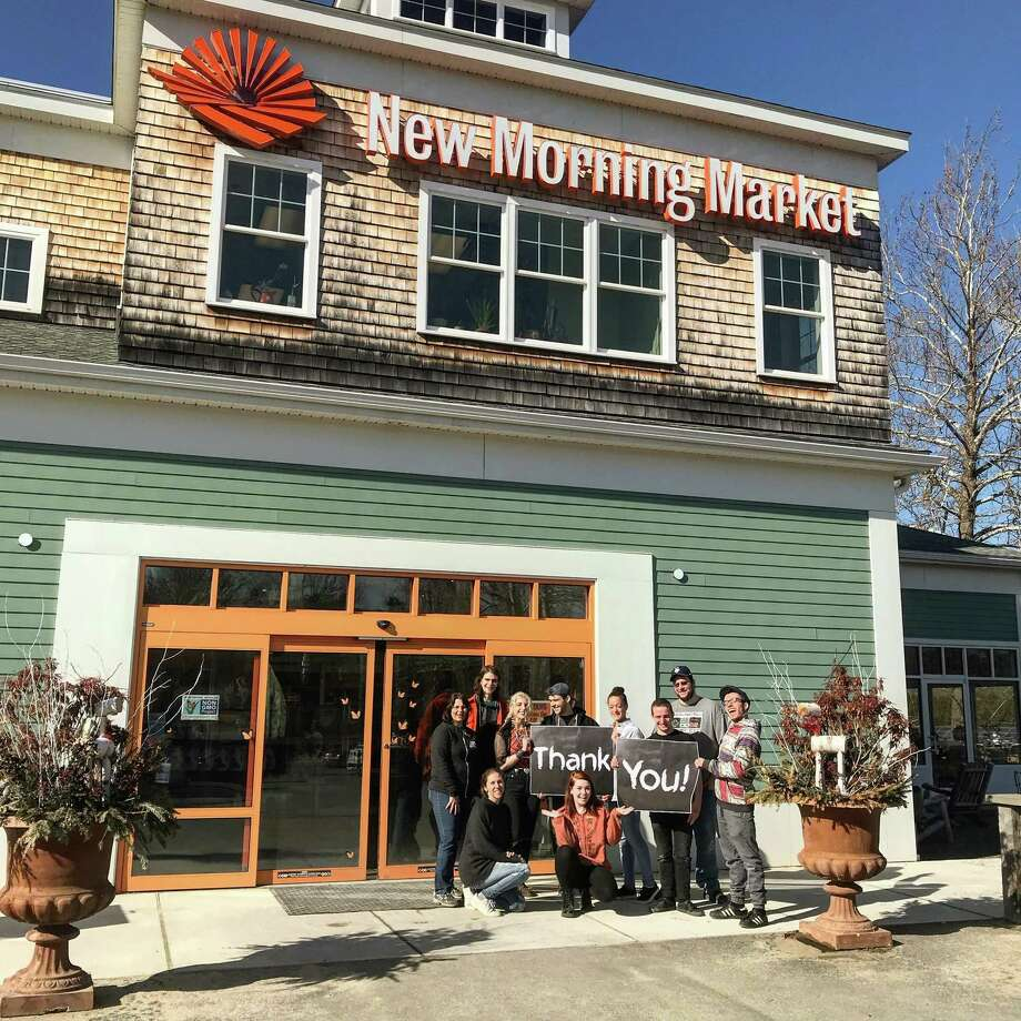 New Morning Market in Woodbury is celebrating its anniversary with customer appreciation events in May. Photo: Contributed Photo