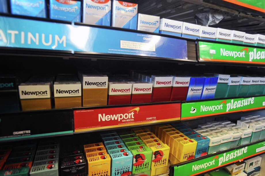 The House of Representatives approved a bill that now goes to the Senate to raise Connecticut's minimum age to purchase tobacco products to 21. Photo: Michael Cummo / Hearst Connecticut Media / Stamford Advocate