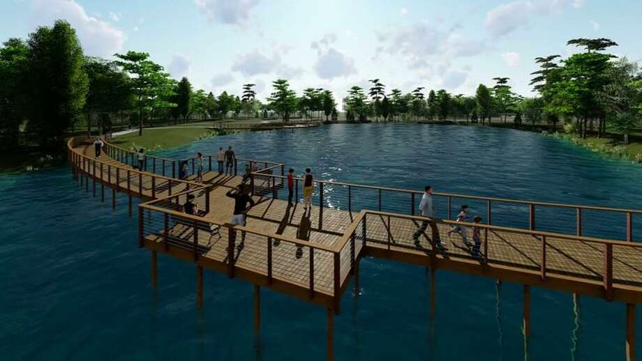Atascocita Park is slated to open early 2020, according to Harris County Precinct 2 Commissioner Adrian Garcia's office. Photo: Courtesy: Harris County Precinct 2