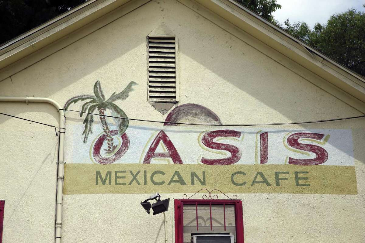 The Oasis Mexican Cafe on May 15, 2019.