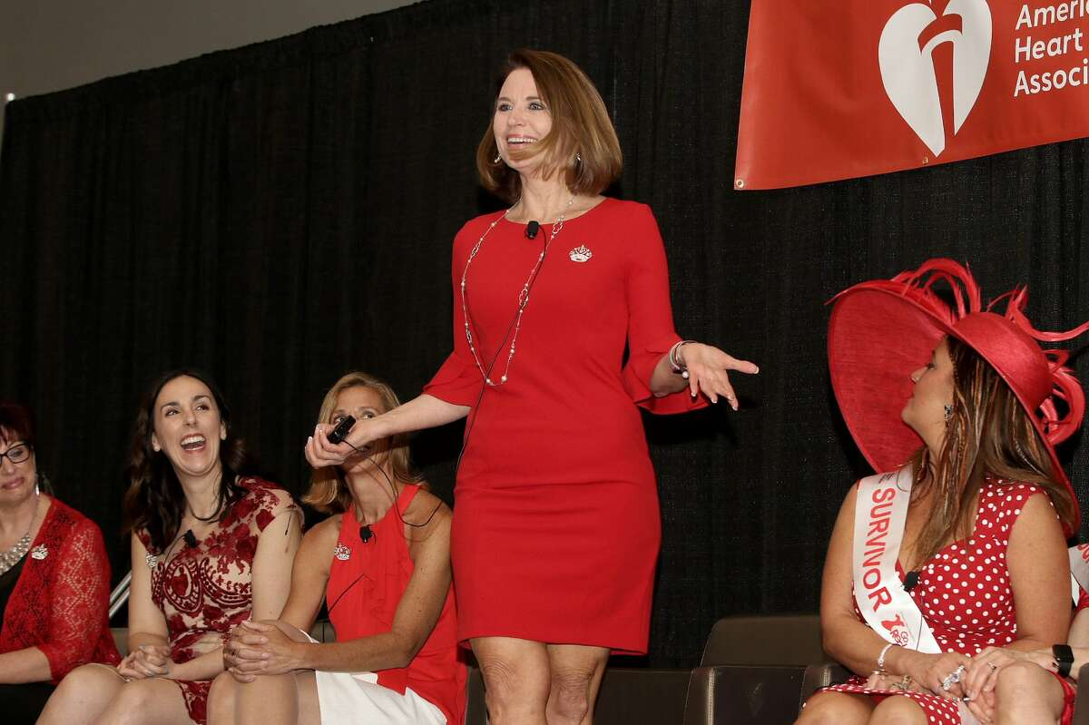 Were you Seen at the 15th Annual Go Red for Women luncheon, a benefit for the American Heart Association, at the Albany Capital Center on Thursday, May 16, 2019?