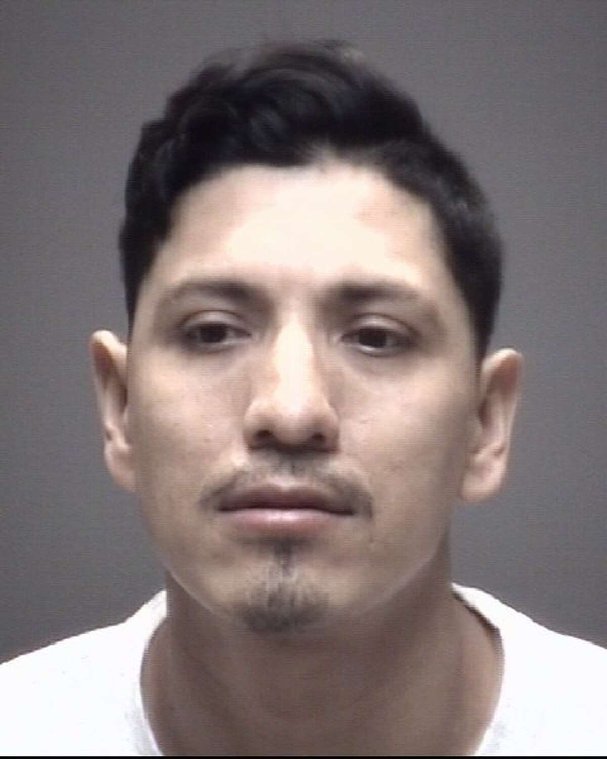 Eloy Aguirre was charged with failing to comply with sex offender registry requirements.