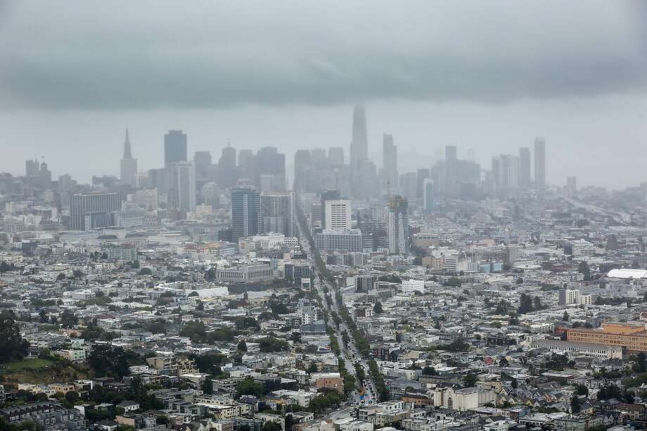 Storm eyeing Bay Area Tuesday continue's week-long spell of wet weather