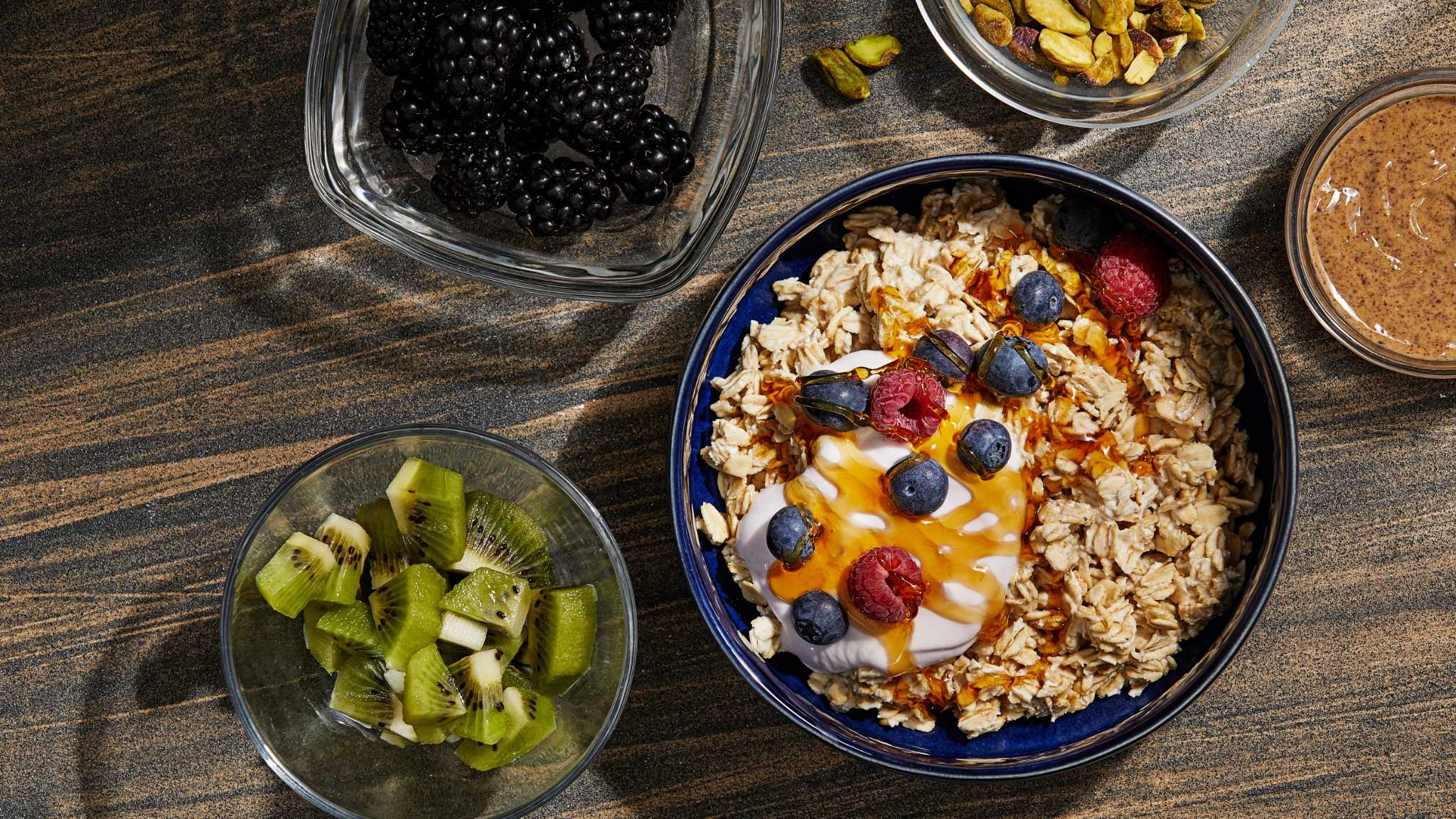 These customizable overnight oats are your go-to, no-cook summer breakfast