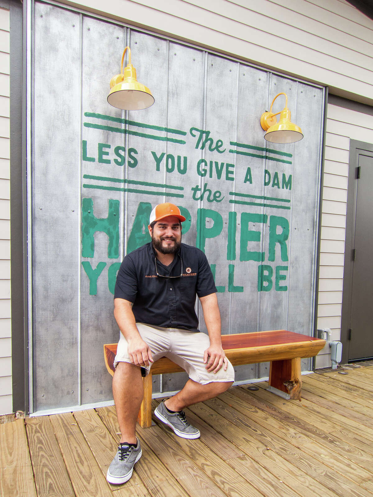 Pimaster Arash Kharat of Beaver's on Westheimer will participate in the inaugural HOU-ATX BBQ Throwdown on Dec. 3 at Saint Arnold Brewing Company. Sponsored by the Houston Barbecue Festival and Saint Arnold, the event features top barbecue restaurants from the Houston and Austin area in a competition for the perfect Texas barbecue dish.