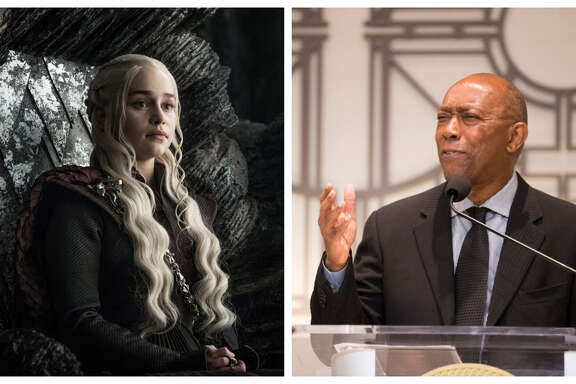 Daenerys = Sylvester Turner. Obviously.