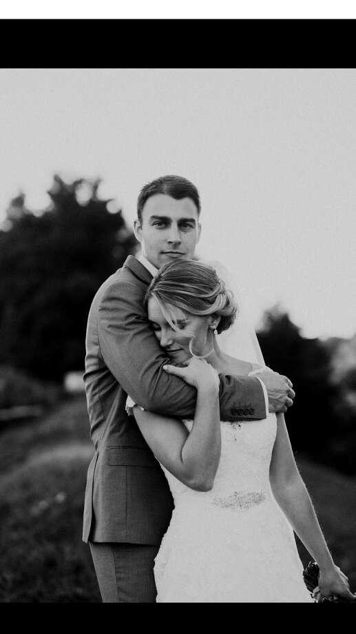 Ashley Ann Kuligowski and Anthony Joseph Vacaro were married on Sept. 29, 2018. Photo: / Contributed Photo