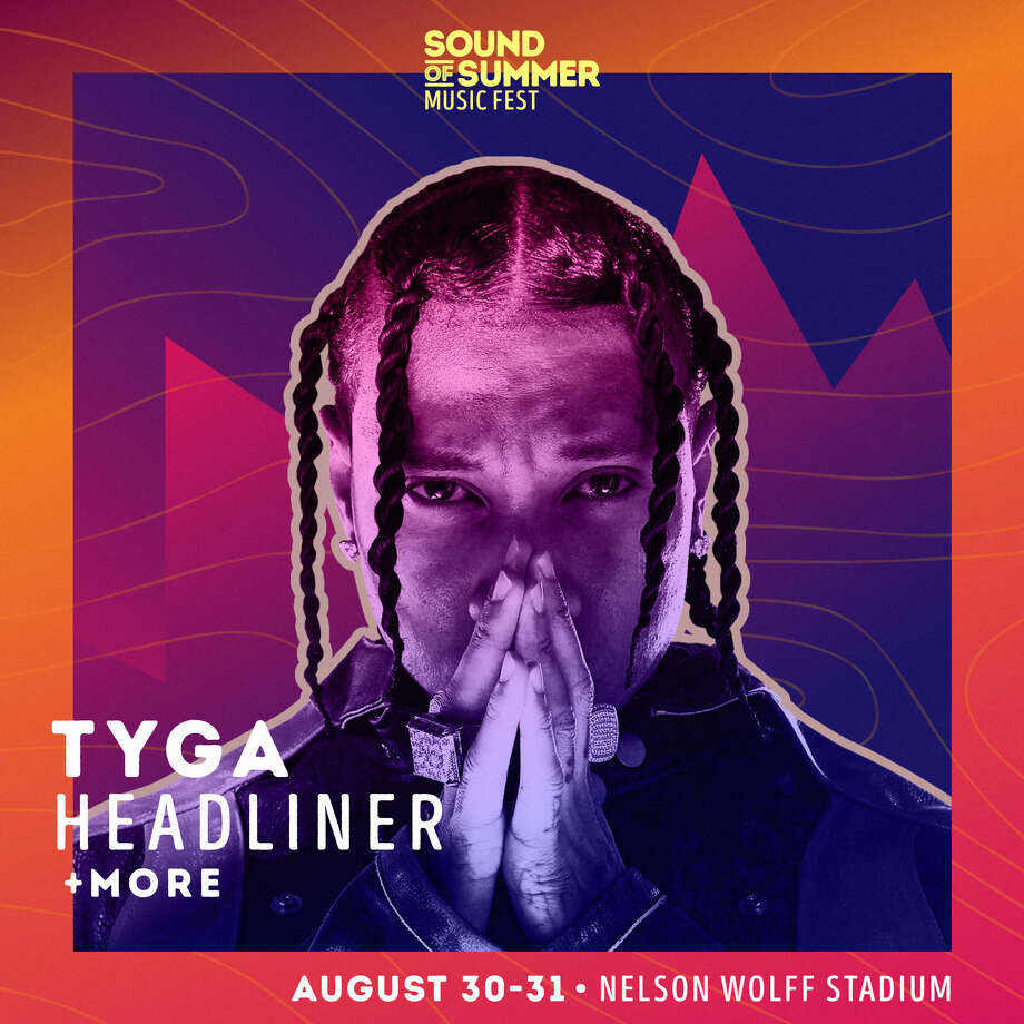 "The Aug. 30-31 event at Nelson Wolff Stadium is organized by Texas-based I-35 Live. The group is bringing in the hip-hop, R&B, EDM and Urban Latino artists for the first-ever festival. In addition to the ""Taste"" rapper, PnB Rock, Chief Keef, Dej Loaf, Play-N-Skillz, Carter Cruise and Kelow Latesha are also scheduled to perform. Photo: Courtesy, Sound Of Summer"