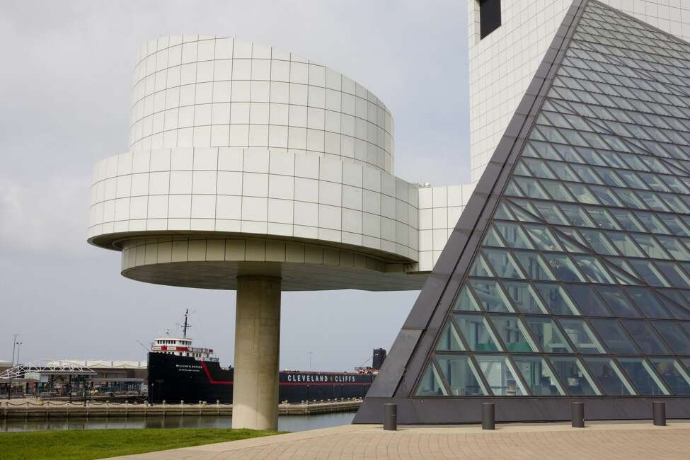 The Rock and Roll Hall of Fame Museum in Cleveland, Ohio. Click through the gallery to see who made it in this year ... and who missed the cut.