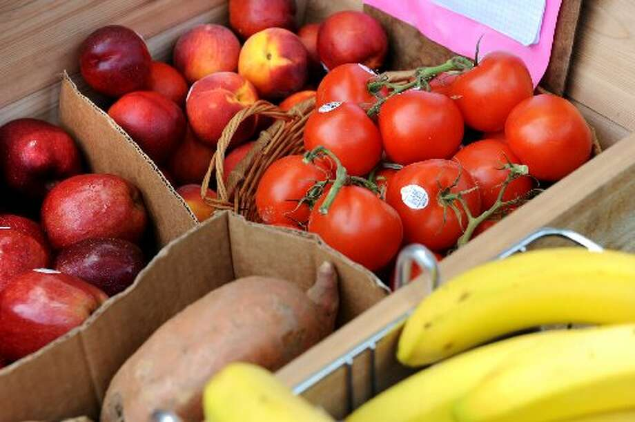 The West Texas Food Bank will hold weekly sessions beginning in June for its new Produce of the Week Club. Photo: Courtesy Photo