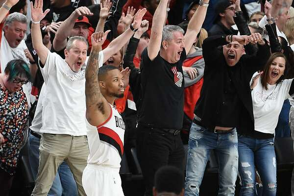 separation shoes 442e6 d8356 What do these Trail Blazers mean to Portland? 'Tears were ...