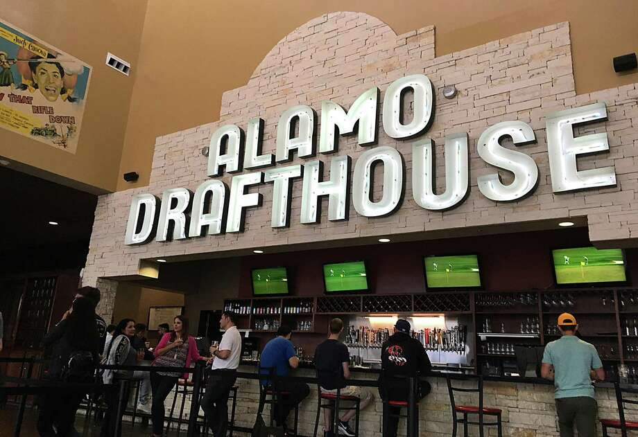 Alamo Drafthouse is opening a new theater at the northwest corner of La Cantera Parkway and Loop 1604. Photo: Mike Sutter /San Antonio Express-News