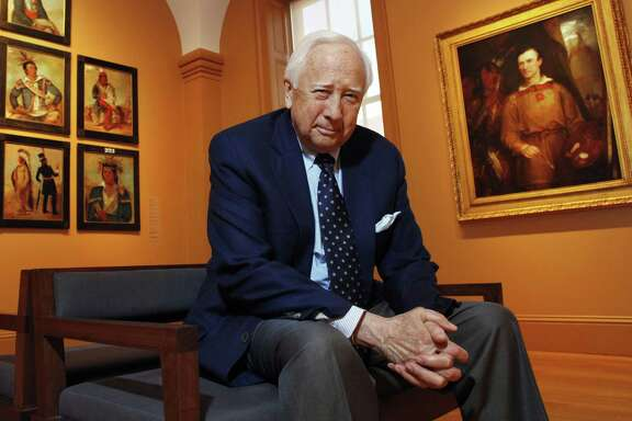 """The Pulitzer Prize-winning historian David McCullough's latest work, """"The Pioneers: The Heroic Story of the Settlers Who Brought the American Ideal West,"""" focuses on some of those who embarked to the Northwest Territory in the late 18th century and formed communities in what became the state of Ohio."""