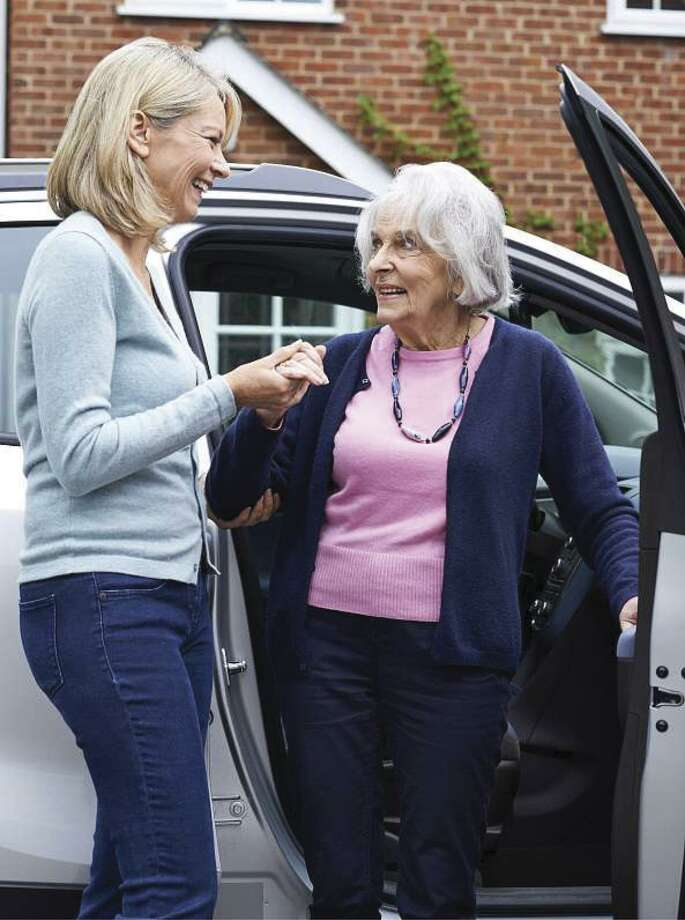 "Today, there are so many transportation options — from Uber, Lyft, taxies, Metro, and private senior transportation companies — that no senior, even if they are wheelchair bound or have difficulties getting around, should think they are ""stuck at home."""