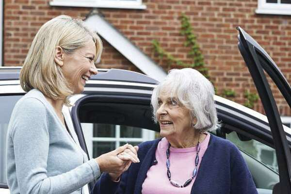 "Today, there are so many transportation options - from Uber, Lyft, taxies, Metro, and private senior transportation companies - that no senior, even if they are wheelchair bound or have difficulties getting around, should think they are ""stuck at home."""