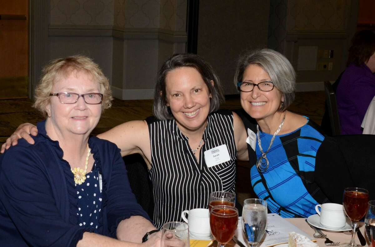 Were you Seen at the Community Foundation for the Greater Capital Region's Celebration of Philanthropy luncheon on Wednesday, May 15, 2019, in Albany, N.Y.?