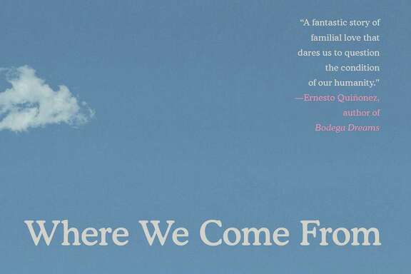 Brownsville native Oscar Casares published his second novel, Where We Come From, in May 2019.