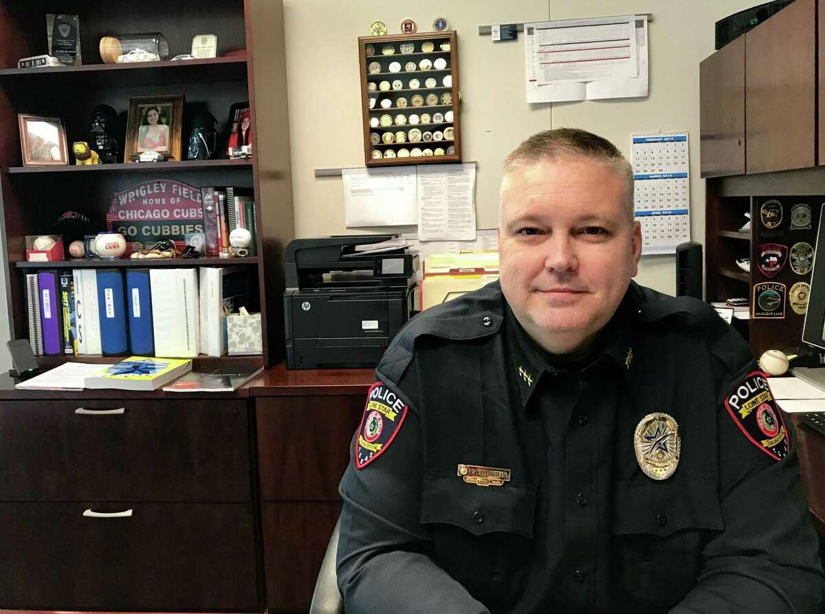 Lone Star College System Chief of Police Paul Willingham has been in his position for almost four years. As the system continues to grow, so does his officers' training to keep campuses safe.