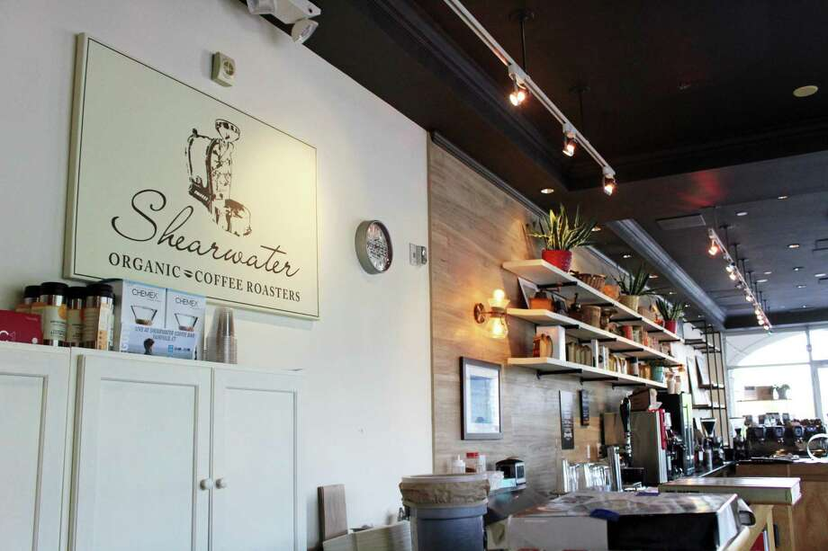 Shearwater Coffee's location in Fairfield on May 16, 2019. Photo: Melanie Espinal / For Hearst Connecticut Media